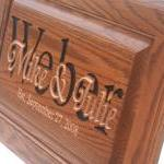 SIGNS, Personalized, Carved..